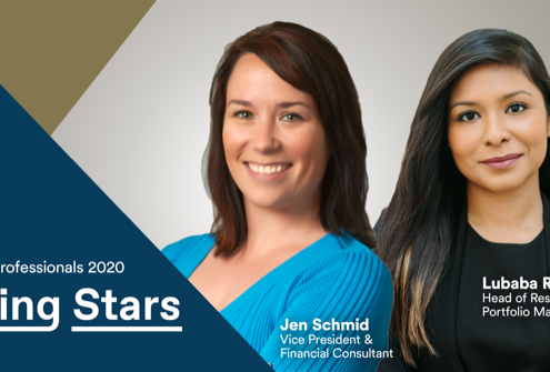 Wealth professionals 2020 Rising Stars